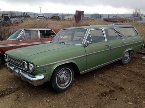 1966 AMC Rambler 770 Wagon