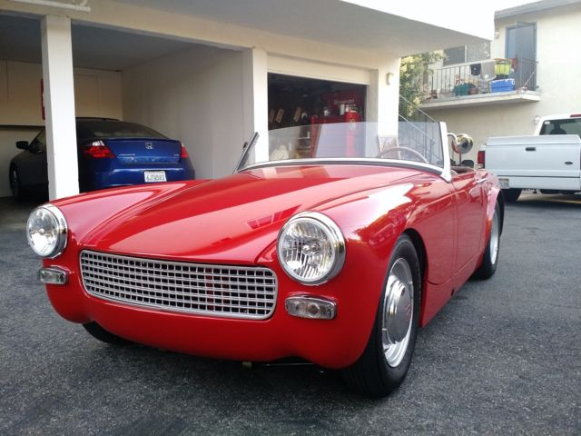 1966 Austin Healey Sprite Custom Roadster For Sale Photos