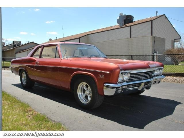 1966 Chevrolet Bel Air/150/210 427