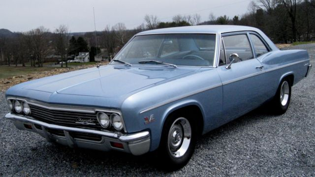 1966 Chevrolet Biscayne 2 Door