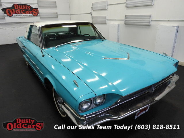 1966 Ford Thunderbird 390V8 Runs Body Fair Inter VGood 3 spd auto
