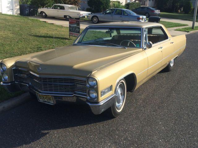 1966 Cadillac Calais For Sale Photos Technical Specifications