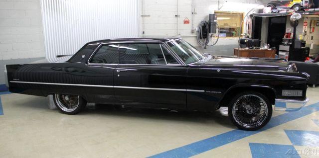1966 Cadillac Coupe Calais De Ville 429 V8 Caddy Custom