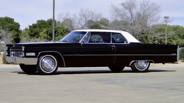 1966 Cadillac DeVille FREE ENCLOSED SHIPPING