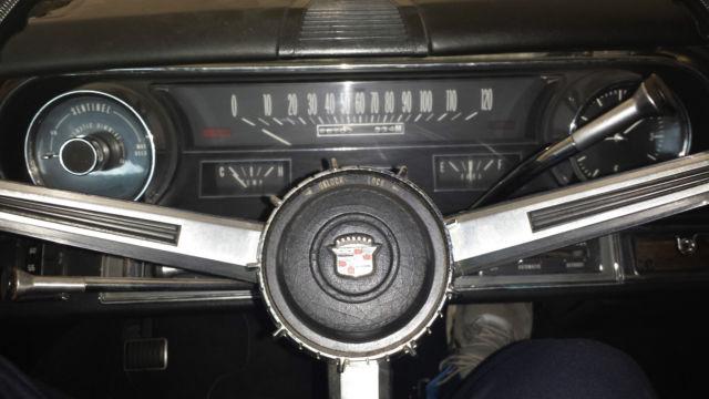 1966 Cadillac Coupe Deville for sale photos technical