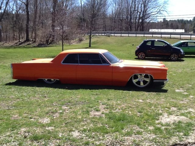 1966 CADILLAC COUPE DEVILLE HOT ROD LOW RIDER COOL for sale