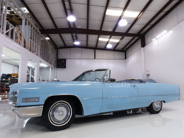 1966 Cadillac DeVille Convertible, BEAUTIFUL OLDER RESTORATION!