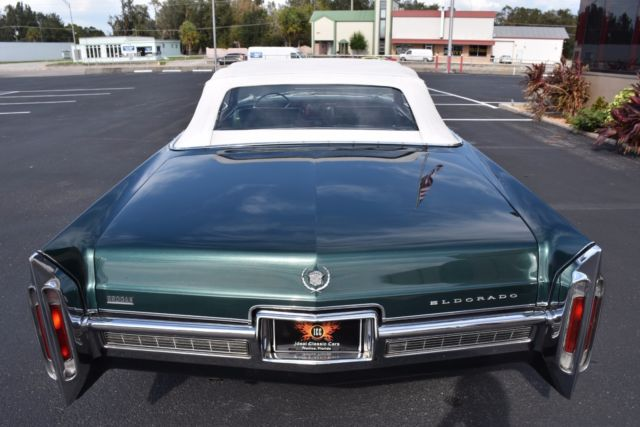 1966 Cadillac ElDorado 1 of only 2250 Made! Kelsey-Hayes Wire Wheels ...