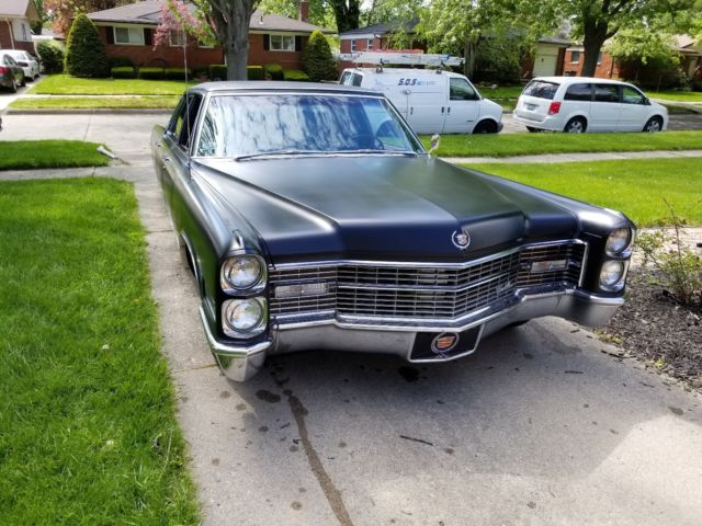 1966 cadillac fleetwood 60 special brougham for sale: photos