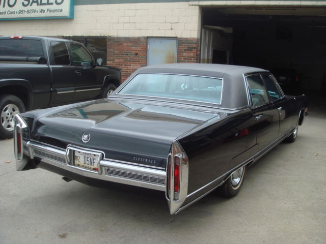 1966 cadillac fleetwood brougham for sale photos technical. Cars Review. Best American Auto & Cars Review