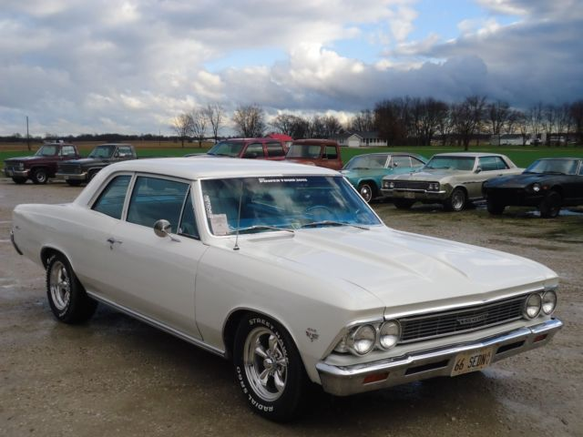 Chevelle Door Muscle Car For Sale Photos Technical