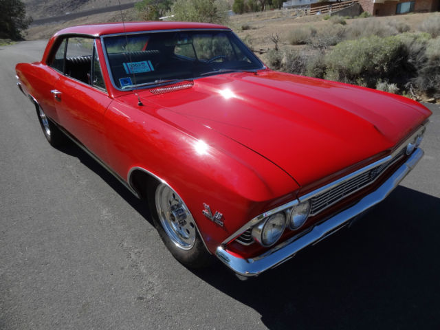 1966 Chevelle Ss 396 For Sale Photos Technical
