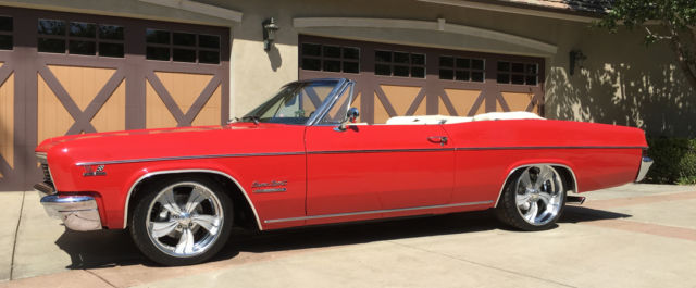 1966 Chevrolet Impala Super Sport Convertible