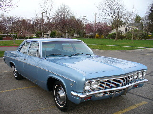 1966 Chevrolet Bel Air/150/210