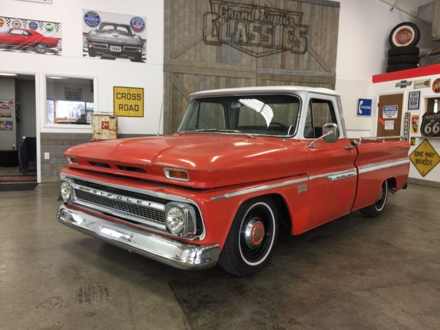 1966 Chevrolet C-10 Big Back Window