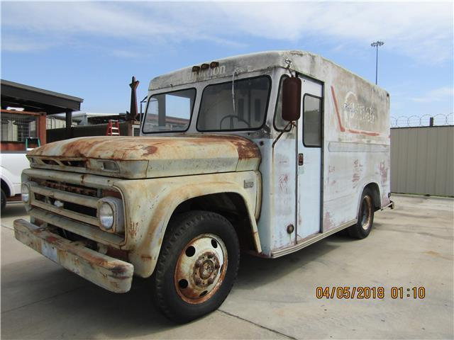1966 Chevrolet Refrigerated Delivery Van --