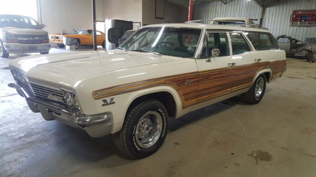 1966 Chevrolet Caprice Wagon Impala BEL AIR NO Reserve   1966 Chevrolet Caprice Wagon