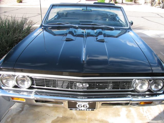 1966 Chevrolet Chevelle 2 door Convertible