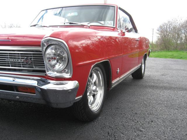 1966 Chevrolet Chevy Ii Nova Ss For Sale Photos