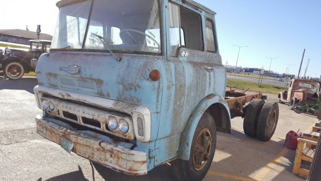 1966 CHEVROLET COE CAB OVER ENGINE TRUCK for sale: photos