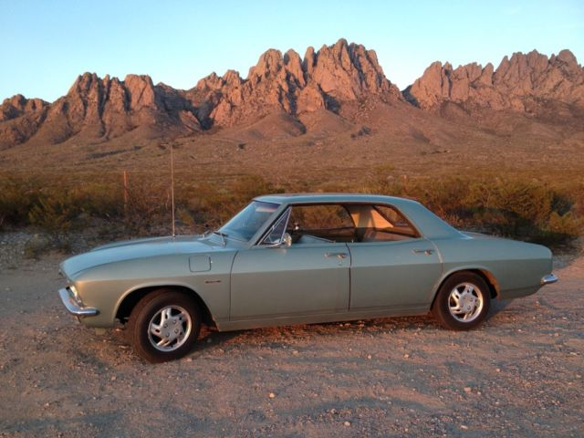 1966 Chevrolet Corvair 500