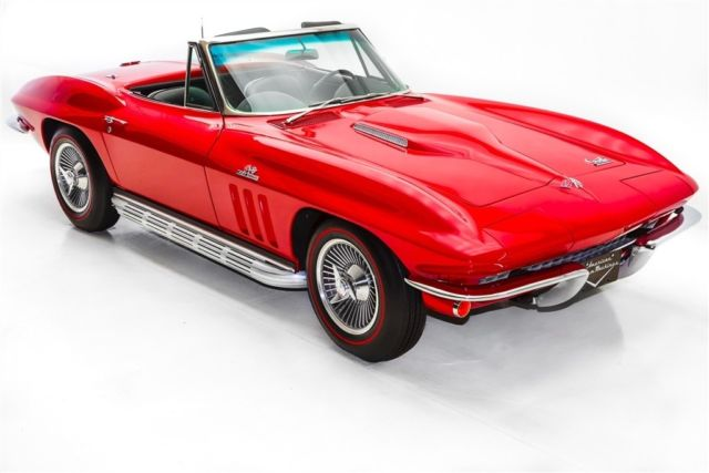 1966 Chevrolet Corvette #'s Matching 427/425HP