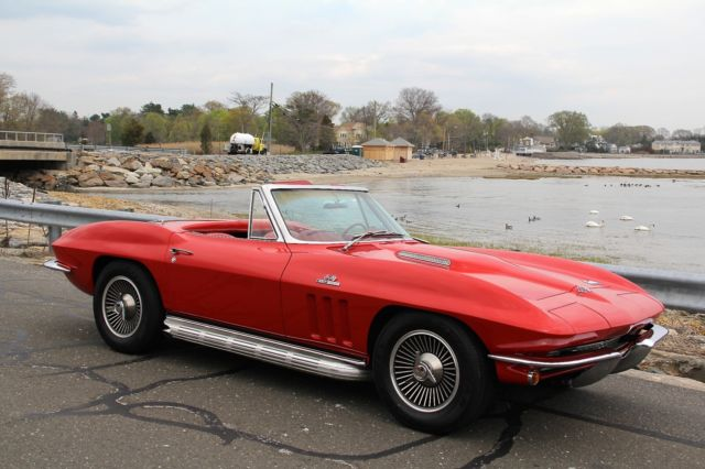 1966 Chevrolet Corvette 427cid/425HP