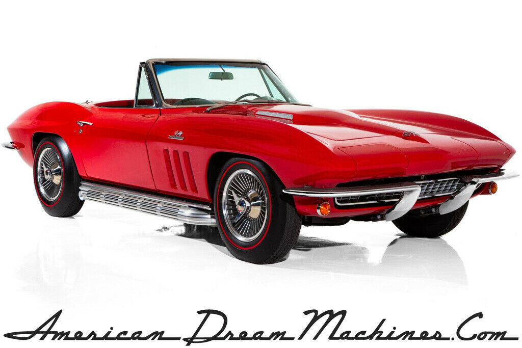 1966 Chevrolet Corvette Convertible 427 4-Spd