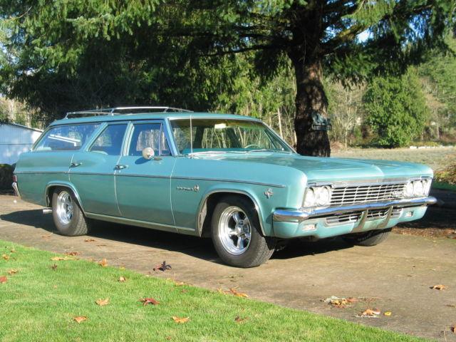 66 chevy impala wagon