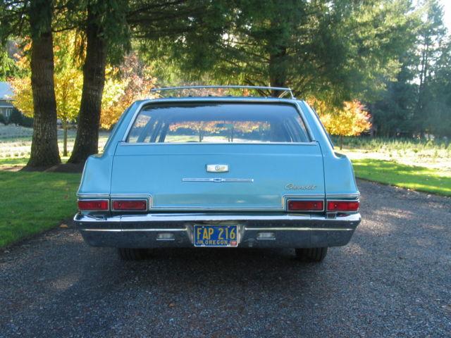 1966 Chevrolet Impala 9 Pass Station Wagon For Sale Photos Technical Specifications Description