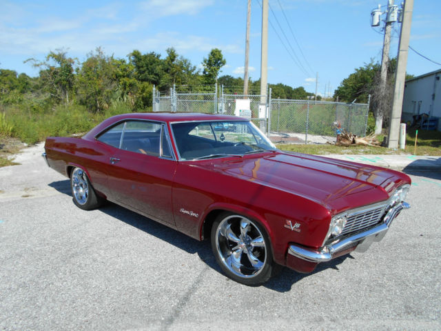 1966 chevrolet impala ss pro touring gm crate built 427 4 spd cold ac must see for sale. Black Bedroom Furniture Sets. Home Design Ideas