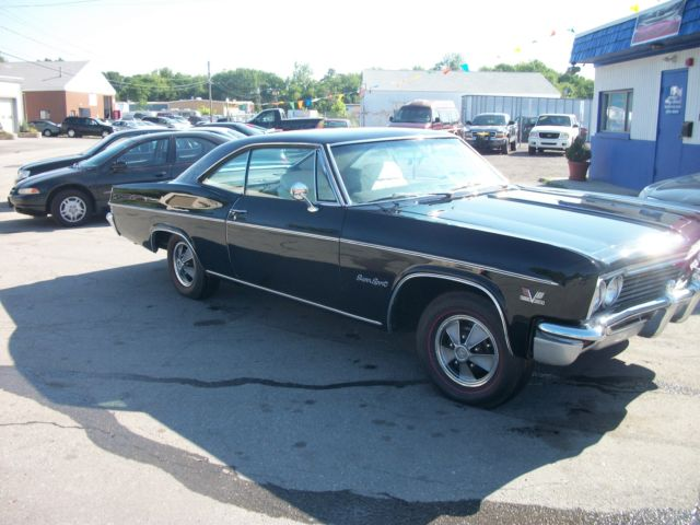 1966 chevrolet impala super sport ht 396 4 speed for sale photos