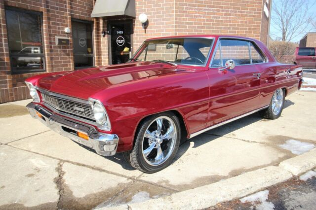 1966 Chevrolet Nova - Frame Off - 4spd