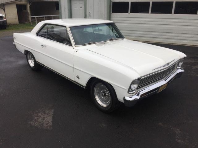 1966 Chevrolet Nova Super Sport Great Barn Find For