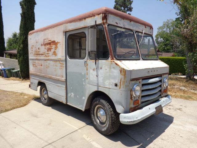 1966 Chevrolet Other Step Van