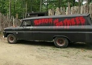 1966 Chevrolet Suburban Panel Truck C30 Carry-all for sale