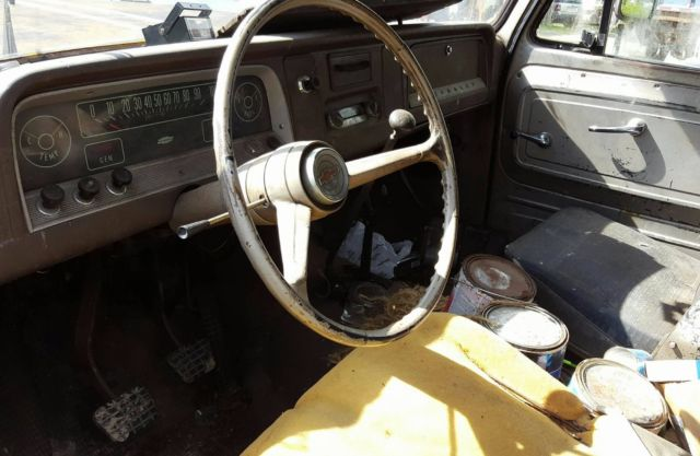 1966 Chevrolet Suburban Panel Truck C30 Carry All For Sale
