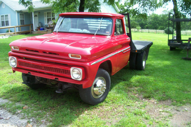 1966 chevy 1 ton dually 6 5 turbo diesel for sale photos technical specifications description. Black Bedroom Furniture Sets. Home Design Ideas