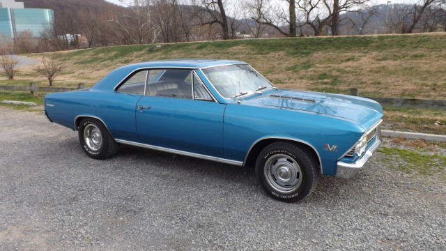 1966 Chevrolet Chevelle SS  427  TRIBUTE