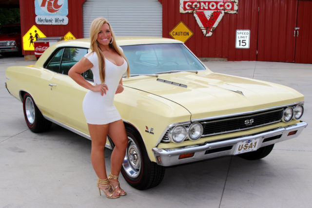 1966 Chevy Chevelle Ss 396 Free Shipping Muncie 4 Speed 12 Bolt Ps For Sale Photos Technical
