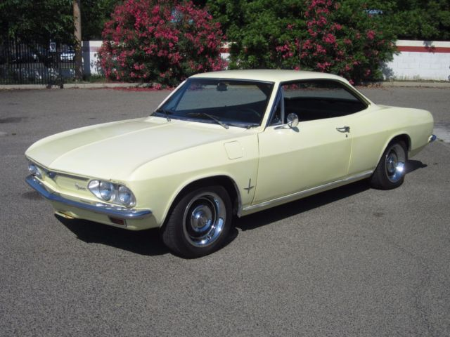 1966 Chevrolet Corvair 110 with 15