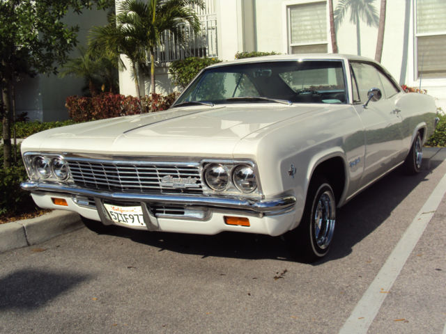 1966 Chevrolet Impala SuperSport