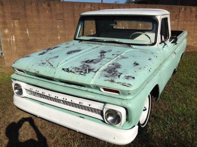 1966 Chevy Truck Bed For Sale