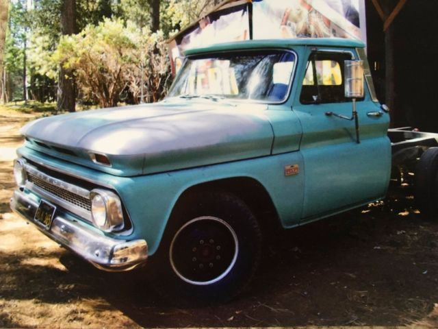 1966 Chevrolet Other Pickups Dual Rear Wheels