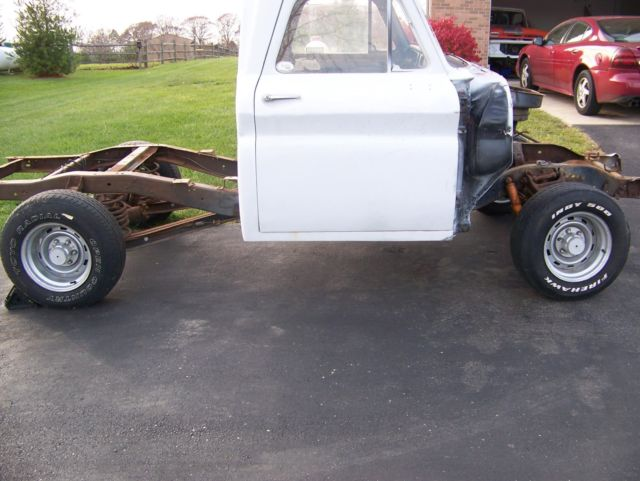 1966 CHEVY TRUCK PARTS for sale: photos, technical