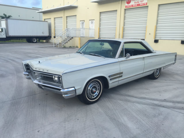 1966 Chrysler 300 Series