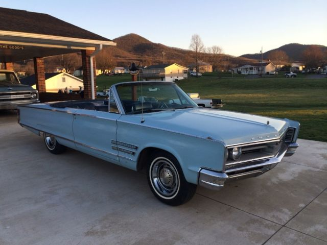 1966 chrysler 300 convertible for sale photos technical specifications description. Black Bedroom Furniture Sets. Home Design Ideas