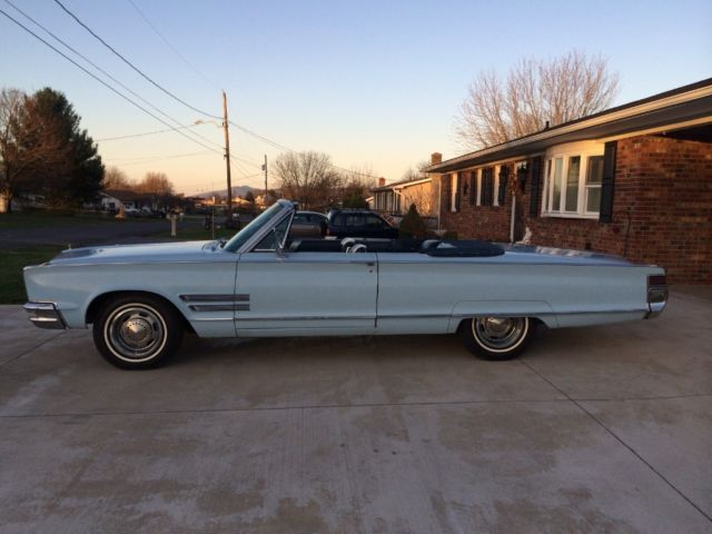 1966 chrysler 300 convertible for sale photos technical. Cars Review. Best American Auto & Cars Review