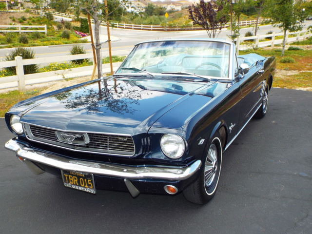 1966 Ford Mustang CLASSIC MUSTANG