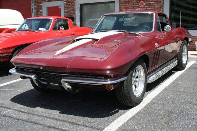 1966 Chevrolet Corvette Coupe 454/450HP LS6